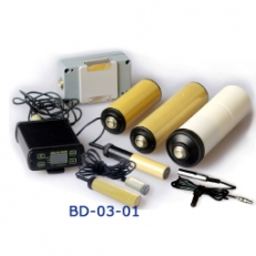 Gamma Radiation Detector BD-03-01 (for PM1402M)