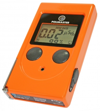 Personal Radiation Monitor/Dosimeter PM1605BT