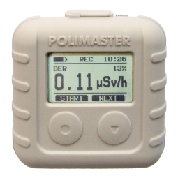 X-Ray and Gamma Personal Dosimeters PM1610A