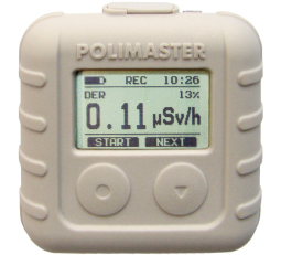 X-Ray and Gamma Personal Dosimeters PM1610