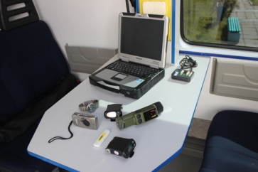 Integrated Mobile Detection System PM6100